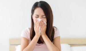 วิธีป้องกันไข้หวัด